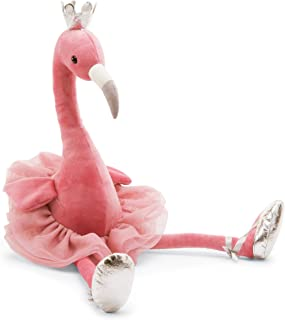 Jellycat Fancy Flamingo Stuffed Animal, Large, 23 inches