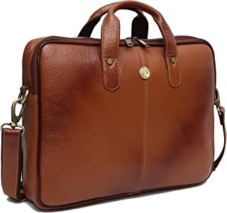 5eb1f67d0142 Leather Laptop Bags: Buy Leather Laptop Bags online at best prices ...