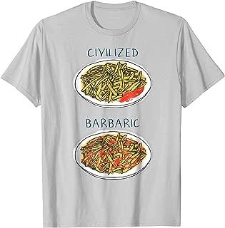 Shirt.Woot: Ketchup Etiquette T-Shirt