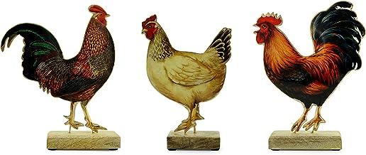 8 Red Chickens Decorative soap