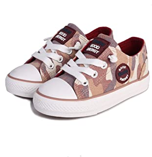 c425b2181f986 Weestep Toddler Little Kid Boys and Girls Slip On Canvas Sneakers
