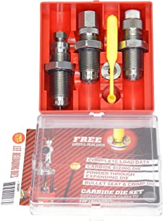 Lee Precision Carbide 3 Die Set Luger