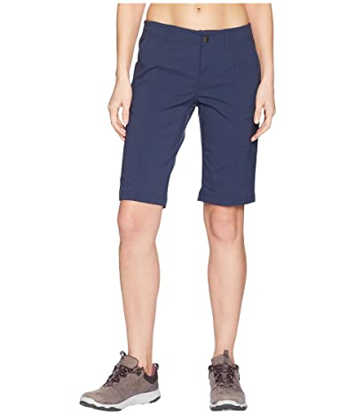 Royal Robbins Discovery Bermuda (Deep Blue) Women