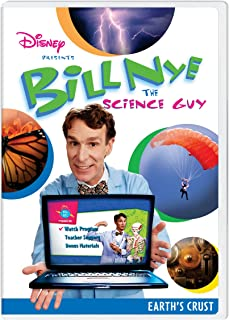 Bill Nye the Science Guy: Earth`s Crust Classroom Edition