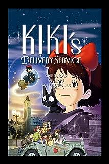 CGC Huge Poster - Kiki's Delivery Service Movie Poster Studio Ghibli - STG016 (24