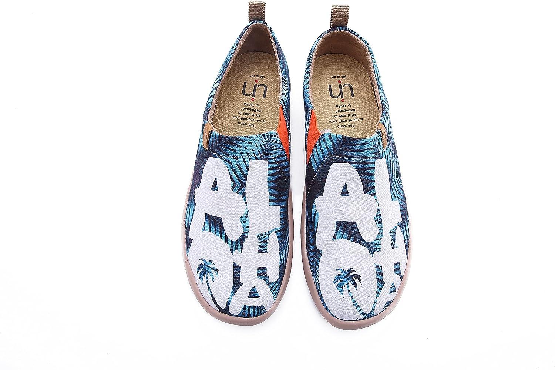 Aloha Aloha Aloha duk resa Comfort Slip On skor blå  online shopping sport