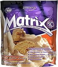 Syntrax 2 27 Kg Matrix Peanut Butter Cookie Estimated Price : £ 59,73
