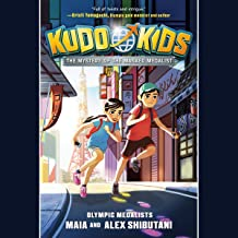 Kudo Kids: The Mystery of the Masked Medalist: Kudo Kids, Book 1