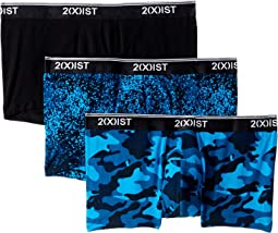 Dot Camo Blue/Black/Traditional Camo/Blue