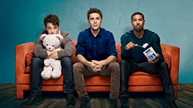 Unique Poster's Actor Zac Efron Miles Teller Michael B Jordan The Awkward Moment Movie Poster/Print 12 X 18 Inch Ultra HD Multicolour Unframed Rolled Great Wall Décor