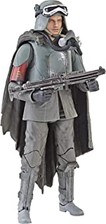"Star Wars The Black Series Han Solo (Mimban) 6"" Figure"
