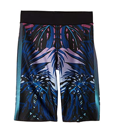 Ultracor Californian Aero Shorts (Sunset Print/Moonlight) Women