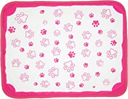 Bently & Bella Pet Training and Puppy Pads - Washable, Leak-Proof, Environmentally Friendly