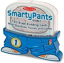 Smarty Pants 1st Grade Flash Cards Set