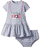 Kate Spade New York Kids - Camera Dress (Infant)
