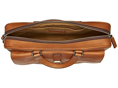 Frye 2 Oliver Tumbled Soft Full Cognac Handle Grain qRRSw5x8