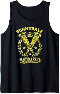 Buffy Sunnydale Slayers Club Tank Top