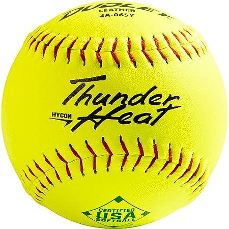 Box of 12 Worth 12 PROTAC HOT DOT ASA Slowptich Softball