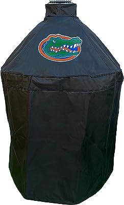Florida Gators Grill Cover for Big Green Egg, Kamado Grill Cover, Big Green Egg Accessories, Collegiate Grill Covers, Florida Gators Grill Accessories, Kamado Cover, Durable Grill Cover