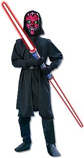 Rubie's Star Wars Deluxe Darth Maul Child's Costume, Small - Small One Color