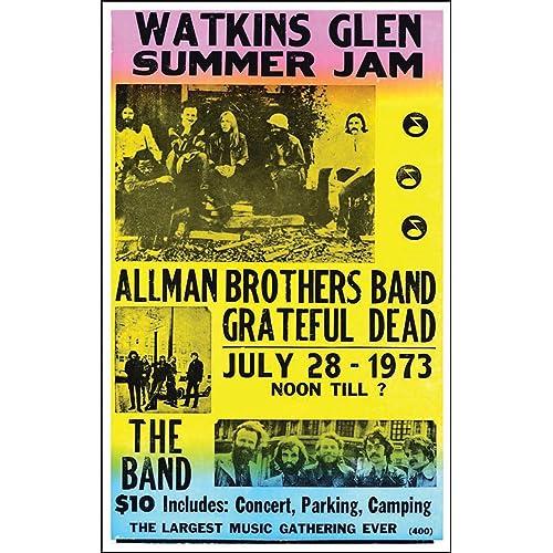 Vintage Concert Posters: Amazon com