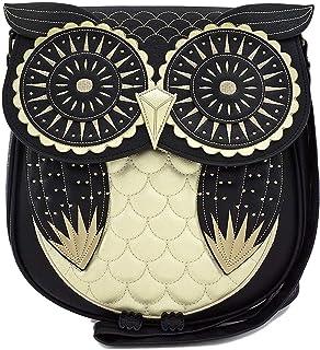 28b991bb7f15 Amazon.com: loungefly owl: Clothing, Shoes & Jewelry