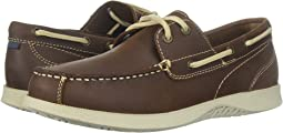 Nunn Bush Bayside Lites Two-Eye Moc Toe Boat Shoe