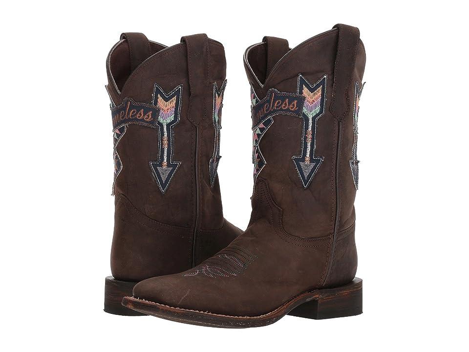 Laredo Arty (Brown) Cowboy Boots