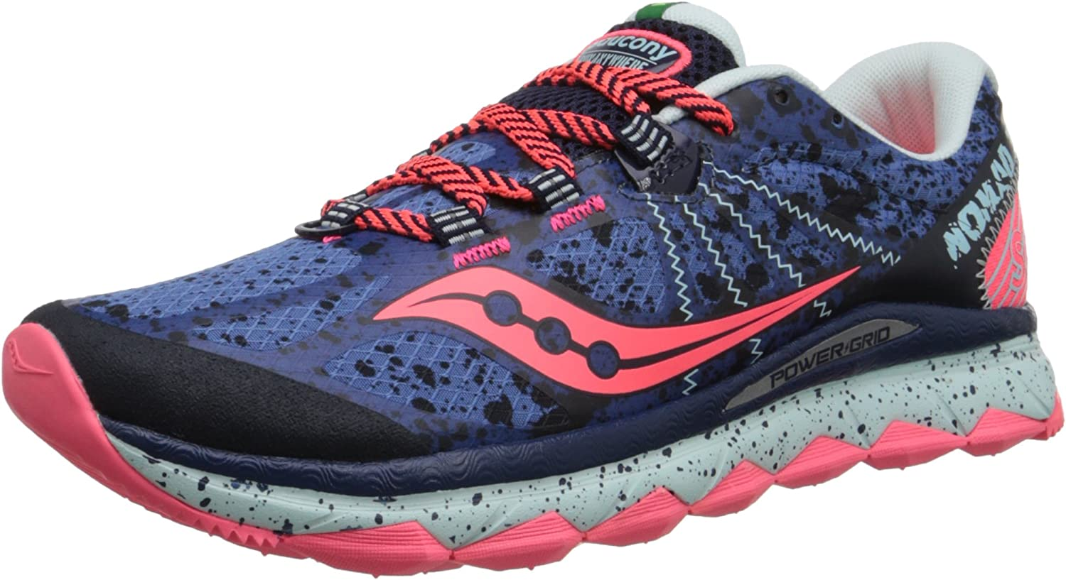 Saucony Women's Nomad TR Road Running shoes