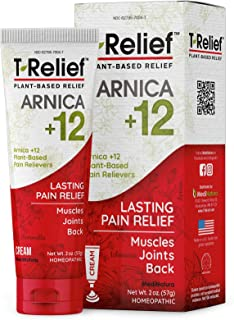 MediNatura T-Relief Pain Relief Ointment, 50 gm (Pack of 1)