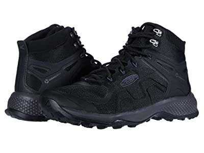 KEEN Explore Vent Mid (Black/Magnet) Men