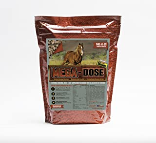Horse Guard Mega Dose Equine Vitamin Mineral Hoof & Probiotic Supplement