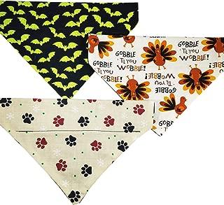 grinch dog bandana