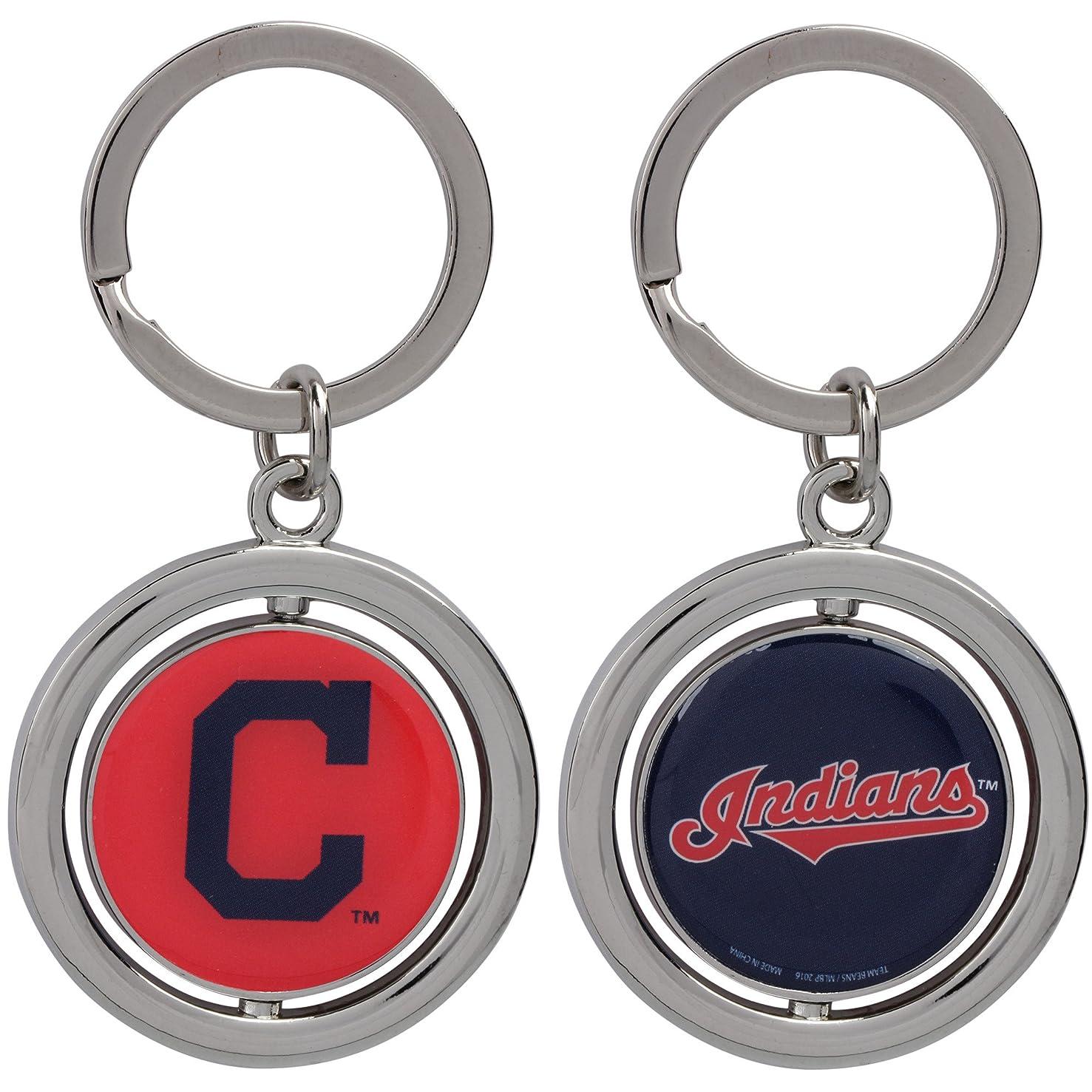 FOCO MLB Unisex Baseball Spinner Keychain