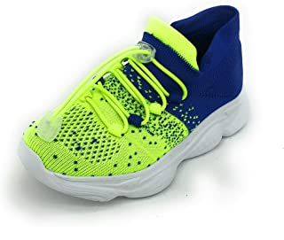 Sole Collection Toddler Kid's Sneakers Boys Girls Cute Casual Breathable Tennis Running Walking Shoes