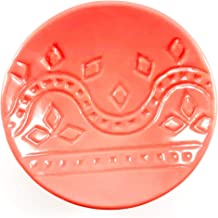 Bright Pink Ring Dish - Handmade Jewelry Holder