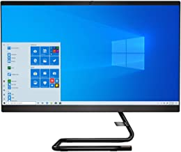 "Lenovo IdeaCentre AIO 3, 24"" All-in-One Computer, AMD Ryzen 3 4300U Mobile Processor, Integrated Graphics, 8GB DDR4, 256GB..."