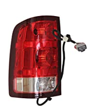 Genuine GM Parts 25958484 Driver Side Taillight Assembly