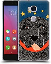 Official Stephen Huneck I See Stars Sally Soft Gel Case Compatible for Huawei Honor 5X / GR5