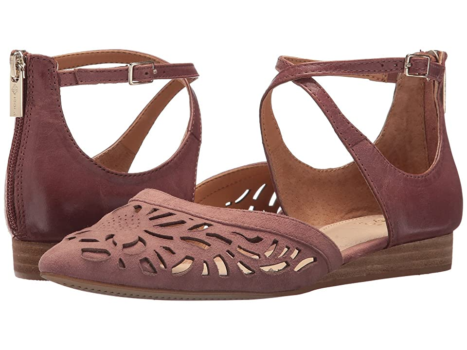 Isola Carina (Mulberry King Suede/Talco) Women
