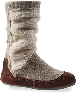 Acorn Women's Slouch Boot Slipper