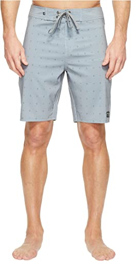 United By Blue River Bed Boardshorts