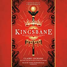 Kingsbane: The Empirium Trilogy, Book 2