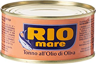 Rio Mare Tuna with Olive Oil, 120g x3