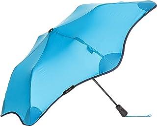 (ムーンバット)MOONBAT ブラント METRO 婦人折りたたみ傘 (耐風傘)無地パイピング