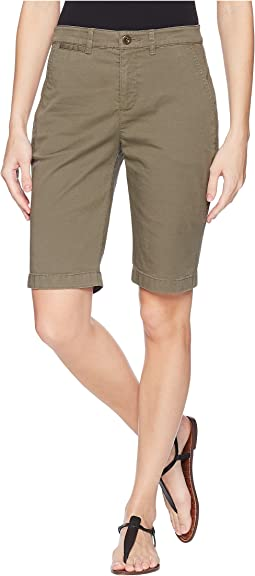 Stretch Cotton Chino Shorts