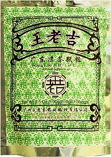 Wang Lao Ji Herbal Tea (Herbal Supplement), 10 Bags