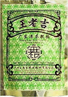 Wang Lao Ji Herbal Tea (Herbal Supplement), 10 Bags