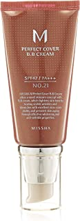 Missha M Perfect Cover BB Cream SPF 42 PA Plus No.21, 50 ml