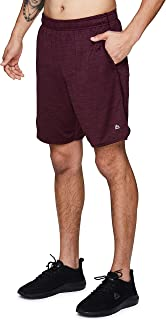 RBX Active Men's 9 in Workout Running Gym Athletic Shorts Pockets